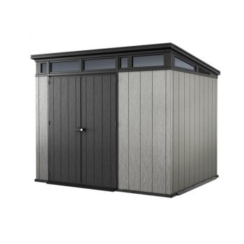 Keter Roc Artisan Pent Shed 9 x 7ft (Home Delivery)