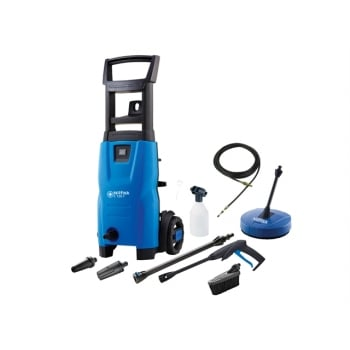 Kew Nilfisk Alto C120 7.6 PCAD X-TRA Pressure Washer with Maintenance Kit 120 Bar 240 Volt