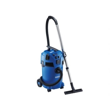Kew Nilfisk Alto Multi ll 30T Wet & Dry Vacuum With Power Tool Take Off 1400 Watt 240 Volt