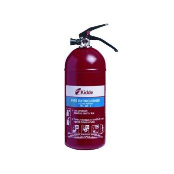 Kidde Fire Extinguisher Multi Purpose 2.0kg ABC