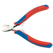 Knipex 115mm Full Flush Electronics Diagonal Cutters : Model No.77 22 115