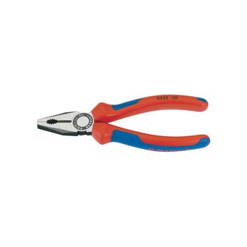 Knipex 160mm Combination Plier - Heavy Duty Handle : Model No.03 02 160 SB