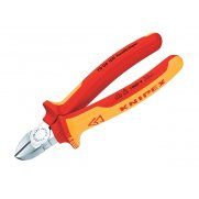 Knipex Diagonal Cutting Pliers VDE Certified Grip 140mm