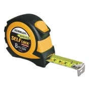 Komelon Self Lock Evolution Tape 8m / 26ft (Width 25mm): Model No- PSE85E