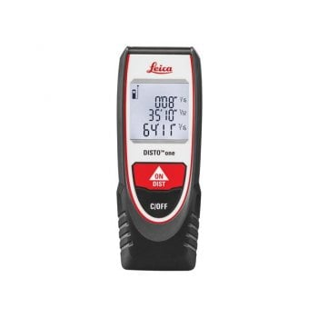 Leica Geosystems DISTO? One Laser Distance Measure 20m