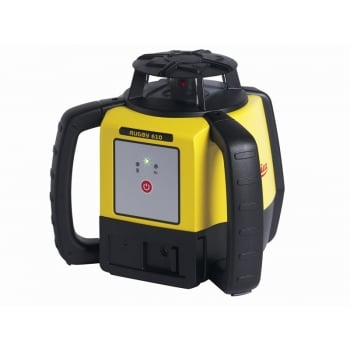 Leica Geosystems Rugby 610 Rotating Laser Basic Alkaline