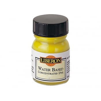 Liberon Concentrated Water Based Dye - Assorted Colours (15ml x 8)