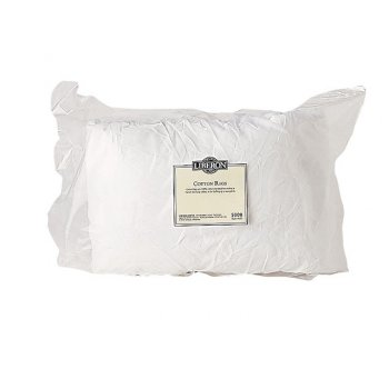 Liberon Cotton Rags 500g