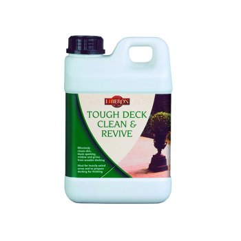 Liberon Decking Cleaner 2 Litre