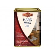 Liberon Hard Wax Oil Clear Matt 2.5 Litre