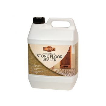 Liberon Natural Finish Stone Floor Sealer 5 Litre