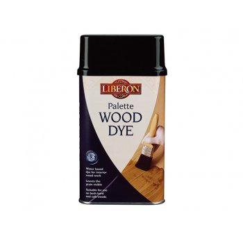 Liberon Palette Wood Dye Dark Oak 250ml