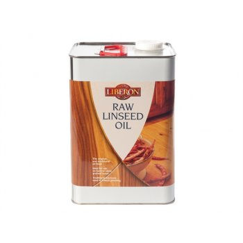 Liberon Raw Linseed Oil 5 Litre