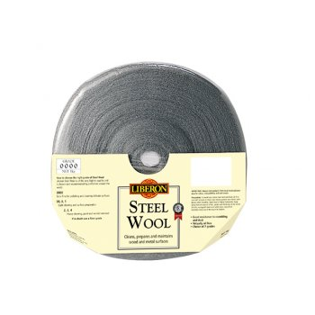 Liberon Steel Wool 0 1kg