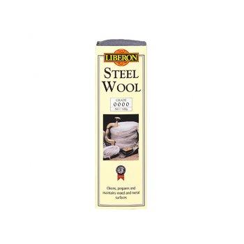 Liberon Steel Wool 3 250g