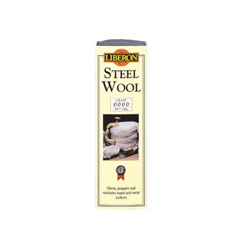 Liberon Steel Wool 4 250g