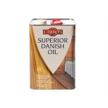 Liberon Superior Danish Oil 5 Litre