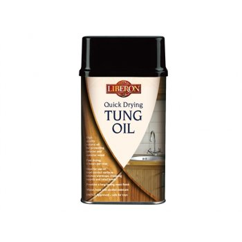 Liberon Tung Oil Quick Dry 250ml