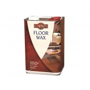 Liberon Wood Floor Wax Clear 5 Litre