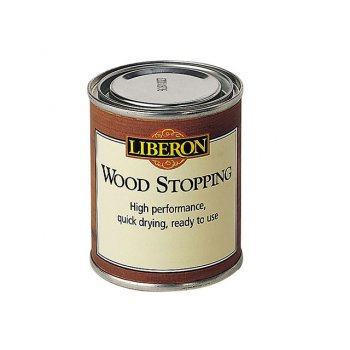 Liberon Wood Stop Georgian Mahogany 125ml