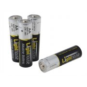 Lighthouse Alkaline Batteries AA LR6 2400mAh Pack of 4