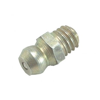 Lumatic HMM8/100 Hydraulic Nipple Straight 8mm