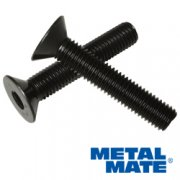 M3 X 25 Socket Csk Screw Gr10.9