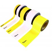 Magnetic Racking Strip - 30mm x 10m (Yellow)