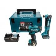 Makita CLX203AJX1 CXT Twin Pack 10.8 Volt 2 x 2.0Ah Li-Ion