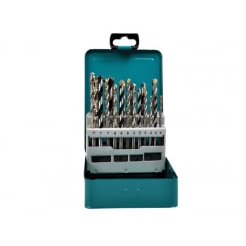 Makita D-47173 Mixed Drill Bit Set 18 Piece