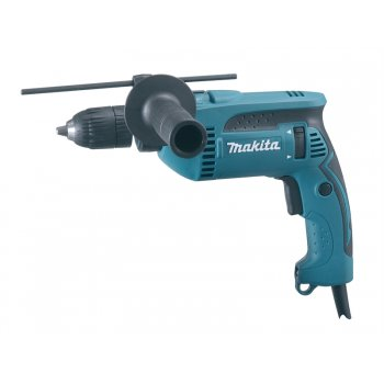 Makita HP1641 Percussion Drill Keyless Chuck 680 Watt 240 Volt