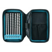 Makita P-90015 Masonry Set In Pouch 7 Piece