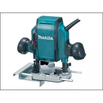 Makita RP0900X 1/4in & 3/8in Plunge Router 900 Watt 240 Volt
