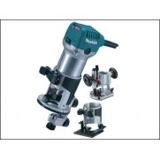 Makita RTO700CX2 1/4in Router & Bases 710 Watt 110 Volt