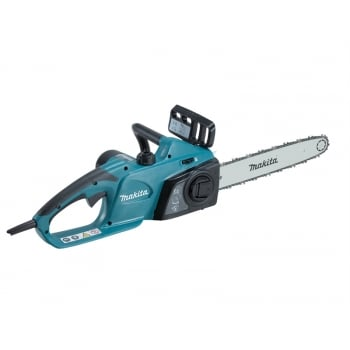 Makita UC3541A Electric Chainsaw 35cm Bar 1800 Watt 240 Volt