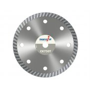 Marcrist CK750 Turbo Rim Diamond Blade Fast Cut 180mm x 22.2mm