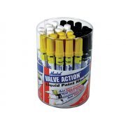 Markal Valve Action Paint Markers Tub 24