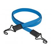 Master Lock Flat Bungee 120cm Dark Blue Double Hook