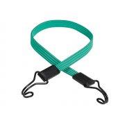 Master Lock Flat Bungee 80cm Green Double Hook