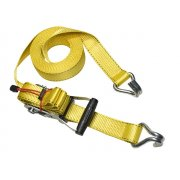 Master Lock Ratchet Tie Down + J Hooks 8.25m