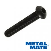 M3 X 12 Socket Dome Screw Gr10.9