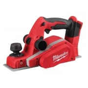 Milwaukee M18 BP-0 Planer 18 Volt Bare Unit: Model No- 4933451113