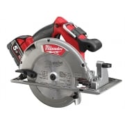Milwaukee M18 CCS66-502C Fuel™ 190mm Circular Saw 18 Volt 2 x 5.0Ah Li-Ion
