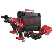 Milwaukee M18 FPP2A2 FUEL? Gen 3 Twin Pack 18V 2 x 5.0Ah Li-ion