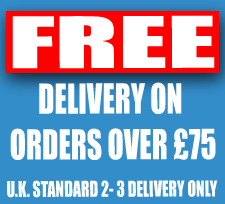FREE DELIVERY OVER £75