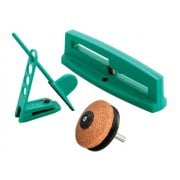Multi-Sharp© MS1801 Garden Tool Sharpening Kit, 3 Piece