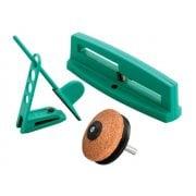 Multi-Sharp© MS1801 Garden Tool Sharpening Kit, 3 Piece