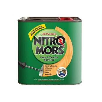 Nitromors New All Purpose Paint & Varnish Remover 2 Litre