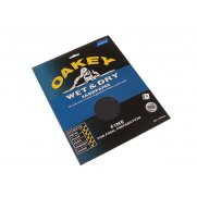 Oakey Flex Wet & Dry Paper Sheets 230 x 280mm Medium 80g (4)