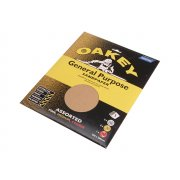 Oakey Glasspaper Sheets 230 x 280mm Coarse 50g (5)